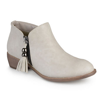 6bd44ed092bc Journee Collection Booties Women s Boots for Shoes - JCPenney