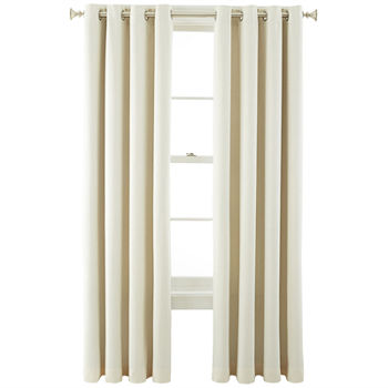 White Curtains & Drapes, White Window Treatments - JCPenney