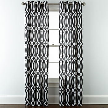 CLEARANCE Curtains for Window - JCPenney