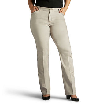 6fbb74207a2 Regular Fit Plus Pants for Women - JCPenney