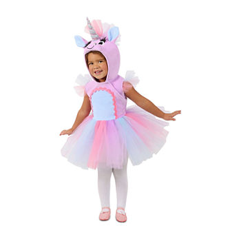 Pastel Unicorn Girls Costume Girls Costume