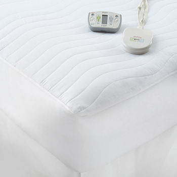 jcpenney heated mattress pad Sunbeam Heated Mattress Pads View All Bedding for Bed & Bath  jcpenney heated mattress pad