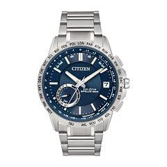 Citizen® Eco-Drive® Satellite Wave-World Time GPS Mens Watch CC3000-89L