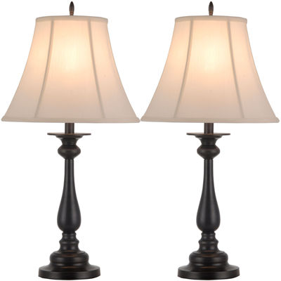 average rating. Item Typel& sets  sc 1 st  JCPenney & Lamp Sets Lighting u0026 Lamps For The Home - JCPenney