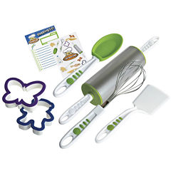 Curious Chef® 6-pc. Cookie Kit