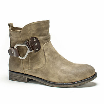 81719e65f9fde Journee Collection Sun Womens Ankle Boots · (13). Add To Cart. Few Left