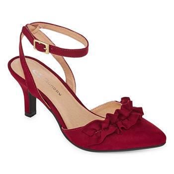 Red Heels & High Heels for Women - JCPenney