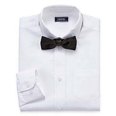 IZOD Shirt + Tie Set - 8-20 Boys