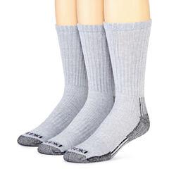 Dickies® 3-pk. Heavyweight Cushioned Crew Socks