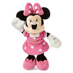 Disney Collection Pink Minnie Mouse Mini Plush