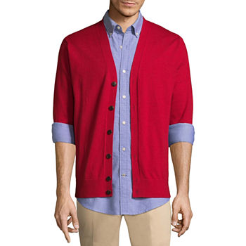34a934d1e Red Sweaters for Men - JCPenney