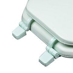 Bath Decor Round Toilet Seats