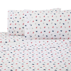 IZOD Adirondack Microfiber Easy Care Sheet Set
