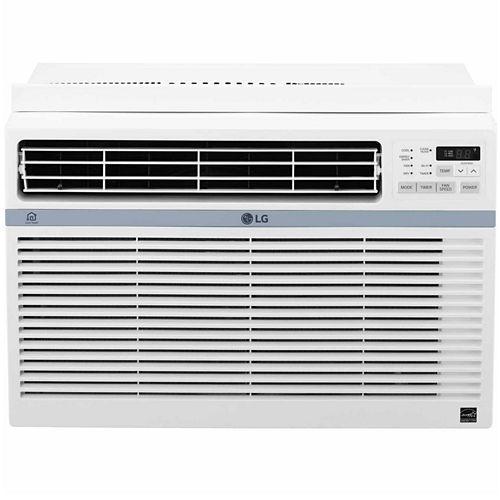 LG ENERGY STAR® 12,000 BTU 115V Window-Mounted Air Conditioner with Wi-Fi Control