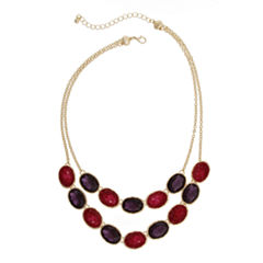 Mixit Spetember Mixit Color Newness Beaded Necklace