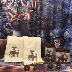 Laural Home Deer Time Bath Collection