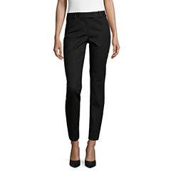 Liz Claiborne Ankle Pants-Talls