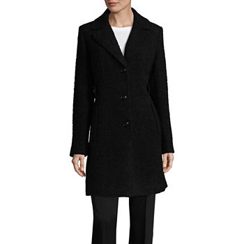 Dressy wool coat black girls #11