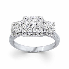 Brilliant Dream™  3/4 CT. T.W. Diamond Engagement Ring