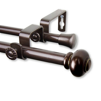 Rod Desyne Yolanda Double Curtain Rod