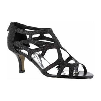 60754514310 Easy Street Womens Kristen Pumps Square Toe Kitten Heel · (2). Add To Cart.  wide width available
