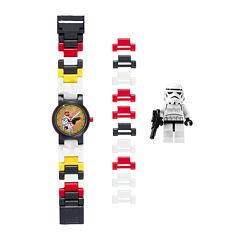 LEGO® Star Wars® Stormtrooper Kids Watch with Mini Figure