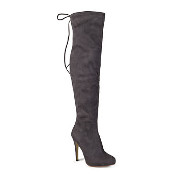 09517b1a1d1 Journee Collection Over The Knee Women s Boots for Shoes - JCPenney