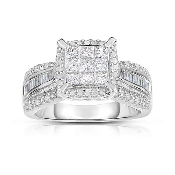 tw wedding diamond kay engagement regarding ring clearance rings stylish the most carat