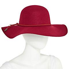 Scala Cord Knot Floppy Hat