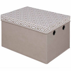 Storage Trunk With Removable Lid