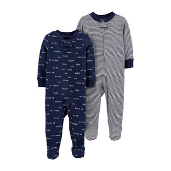 Carter's Little Baby Basics Baby Unisex 2-pc. Sleep and Play