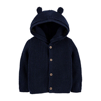 Carter's Baby Boys Long Sleeve Cardigan