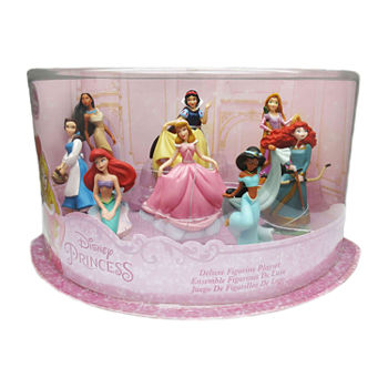 Disney Collection 8-Pc. Multi Princess Deluxe Figurine Playset