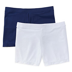 Playground Pals® 2-pk. Shorts - Girls 7-16