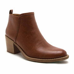 Qupid Tobin-83 Womens Bootie