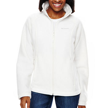 2fb21bf2a62 Fleece Jackets White Coats   Jackets for Women - JCPenney
