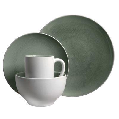 Dinnerware Set  sc 1 st  JCPenney & Dinnerware Sets Yellow Dinnerware For The Home - JCPenney