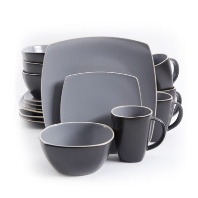 Gray. $50.99  sc 1 st  JCPenney & Gray Dinnerware For The Home - JCPenney