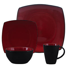 Soho Lounge 16-pc. Dinnerware