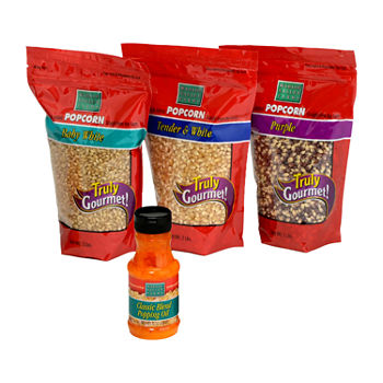 Tender Popping Corns with Classic Blend Oil