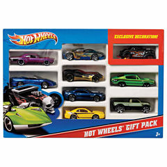 Hot Wheels 9 Pack Giftset