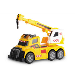 Mini Action Mobile Crane Vehicle Helicopter