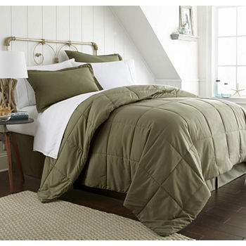 Full Bedding Ensembles Green Comforters Bedding Sets For Bed