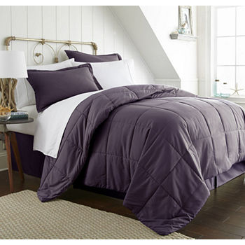 Purple Comforters   Bedding Sets for Bed   Bath - JCPenney 49e07244b
