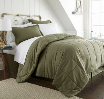 Well known Green Comforters & Bedding Sets for Bed & Bath - JCPenney NX48
