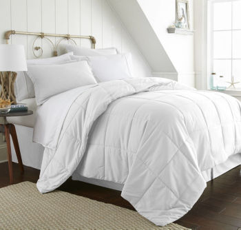 White Comforters Bedding Sets for Bed Bath JCPenney