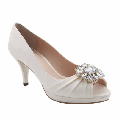 Ivory Junior Bridesmaid Shoes