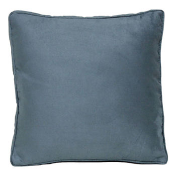 Throw Pillows Blue Decorative Pillows Shams For Bed Bath JCPenney Extraordinary Decorative Bed Pillows Blue