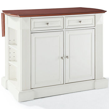 Kitchen Islands Closeouts For Clearance JCPenney - Kitchen islands clearance