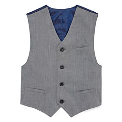 IZOD Boys Suit Vest-Big Kid
